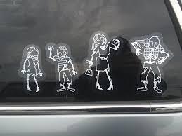 stickers auto personnalisés