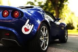 stickers voiture